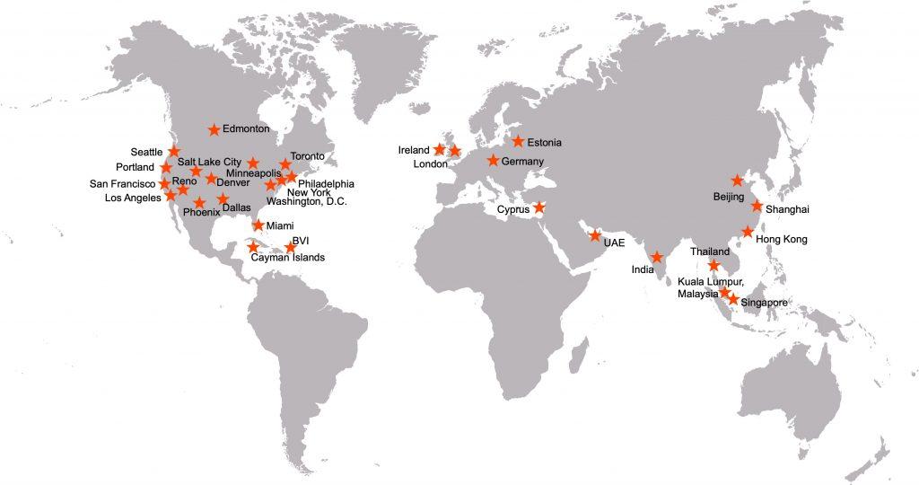 Martin Global Leaders Customers